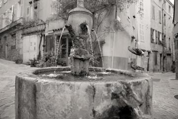 Bargemon, Provence, 2015