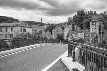 Jabron, Provence, 2015