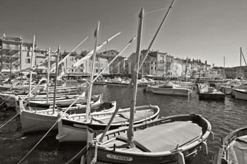 Saint Tropez, Provence, 2005