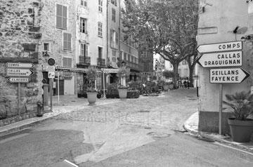 Bargemon, Provence, 2014