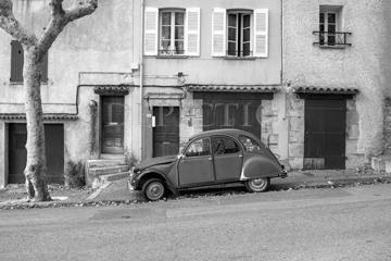 Bargemon, Provence, 2013