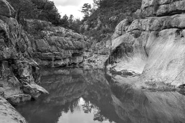 Jabron valley, Provence, 2013