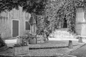 Pontevès, Provence, 2015